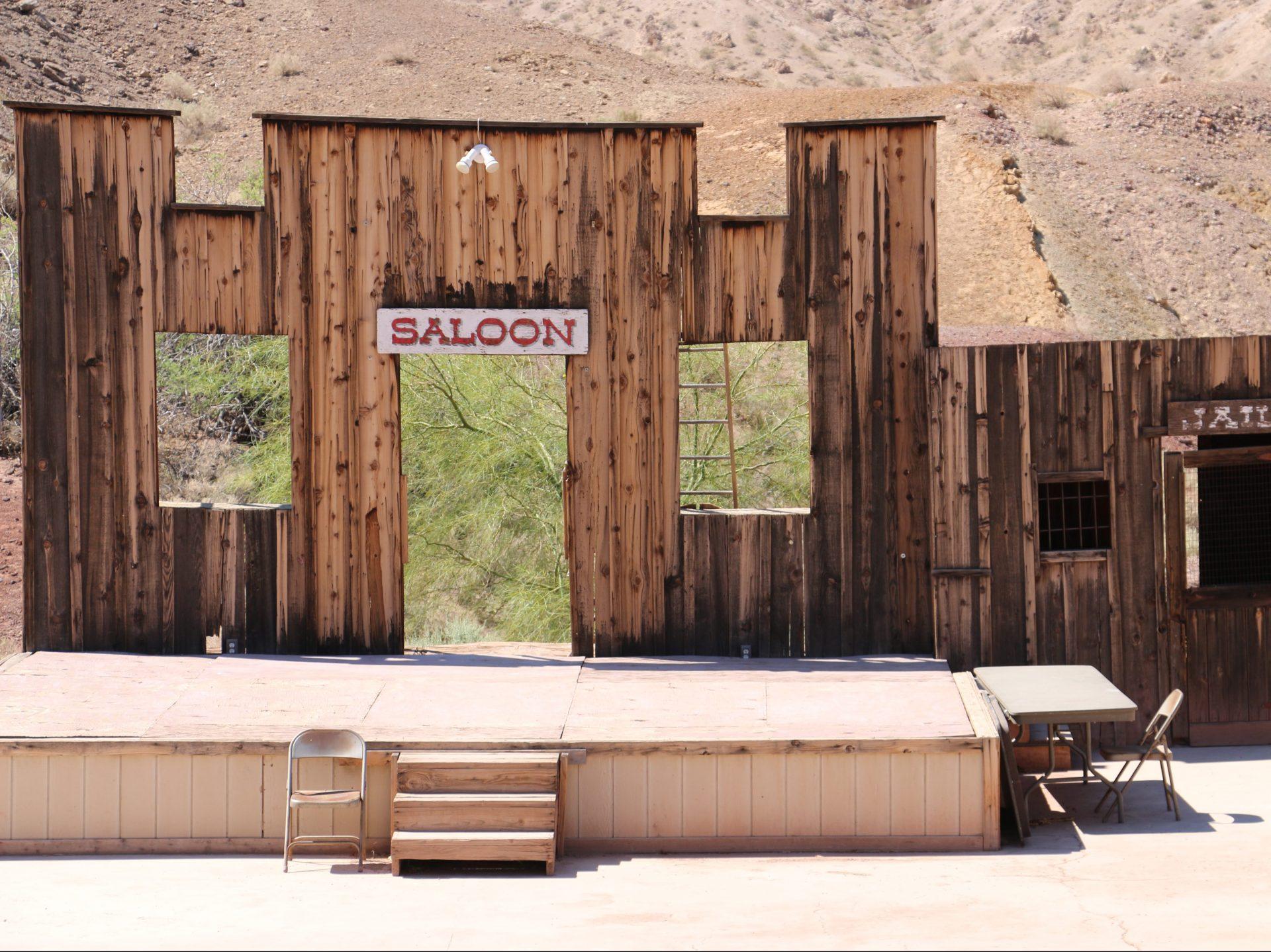 Saloon at Calico