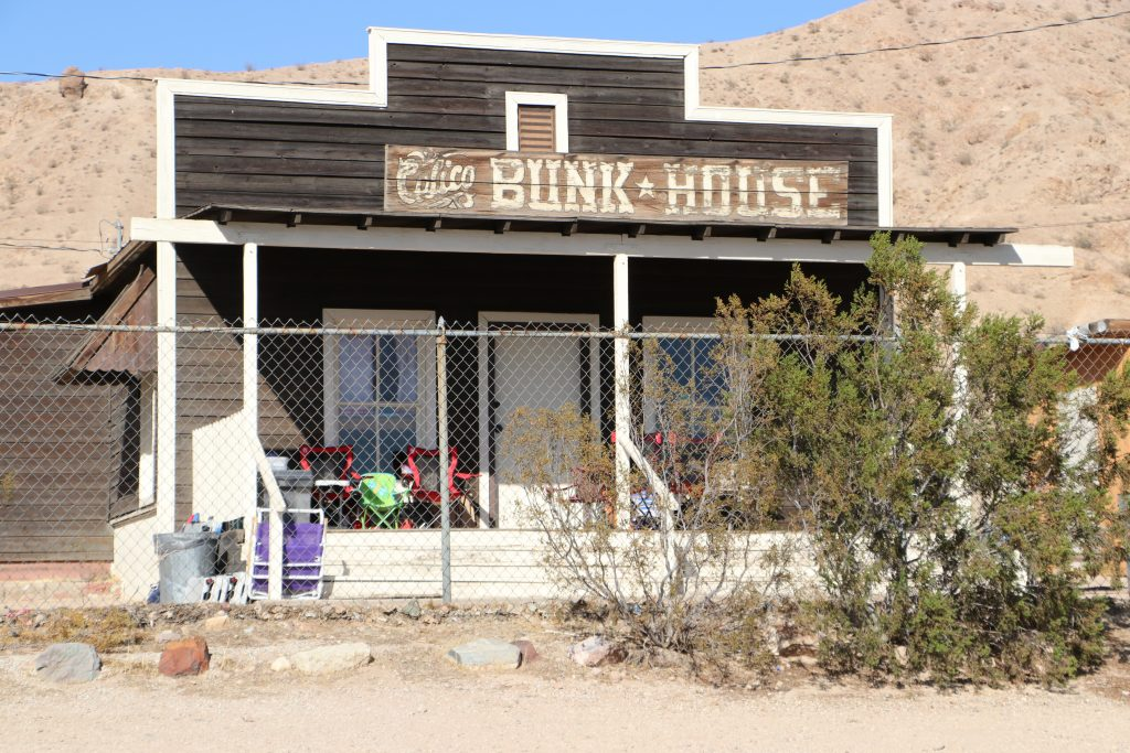 Calico Bunk House