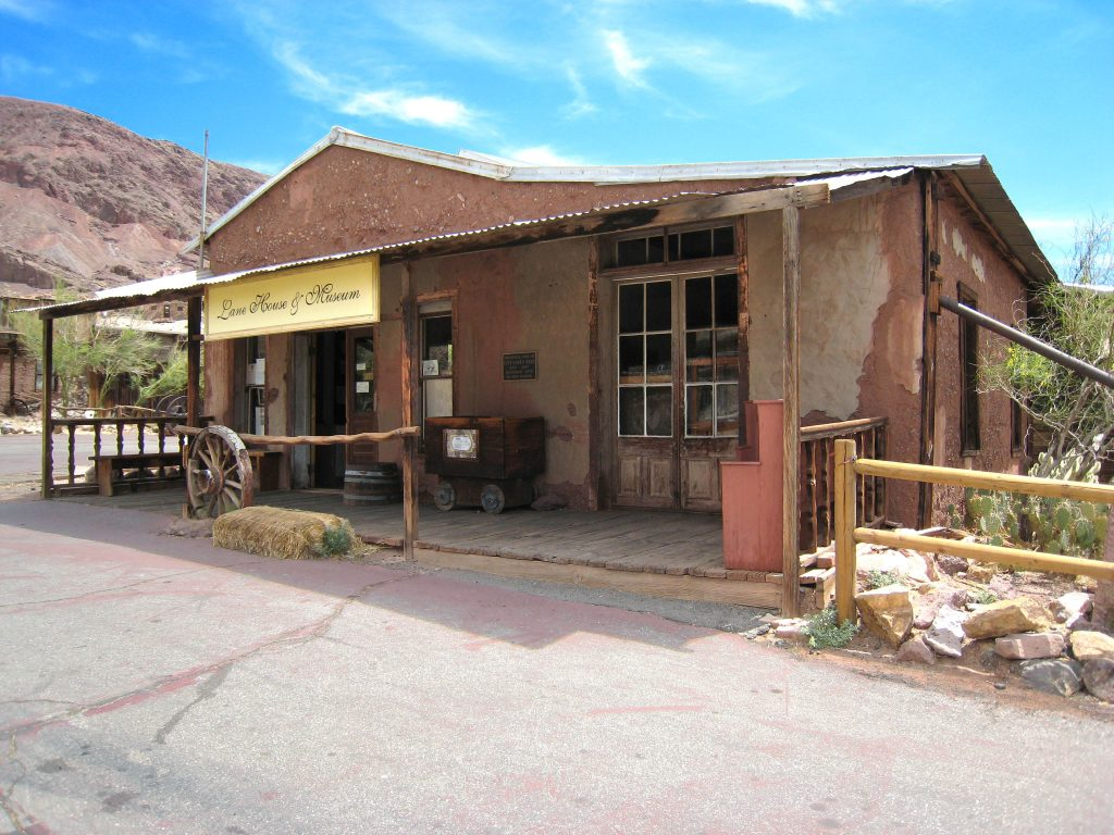 Photo of the Lucy Lane Museum