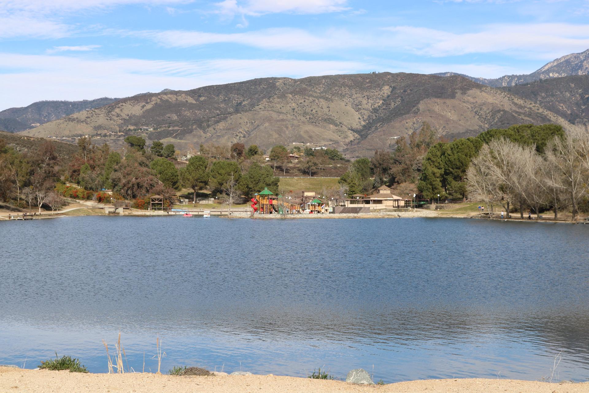 Yucaipa Lake 3