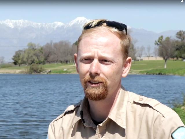 regional parks ranger
