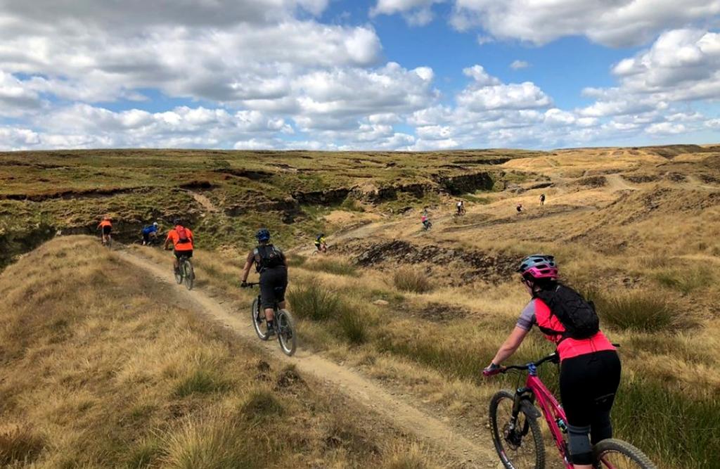 Bike trail for Yucaipa